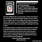 Arte & Cultura - ENSINO, LIVROS, E 3 SERIADOS DE TV DE ARTE MARCIAL dos 28 projetos do autor Jorge Rodrigues
