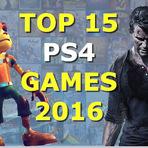 Os jogos mais esperados de 2016 para o Playstation 4