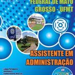 Apostila UFMT Assistente em Administração 2015