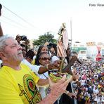 Presidente Lula comemora Dia da Consciência Negra na Bahia