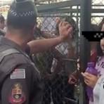 Vídeos - Vídeo de menino que enfrenta PM viraliza nas redes sociais