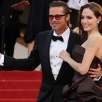 Celebridades - Angelina Jolie disse que quer envelhecer ao lado de Brad Pitt