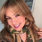 Thalía está muito feliz com o seu novo Álbum