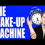 Jovem cria despertador que acorda 'dorminhocos' a tapas