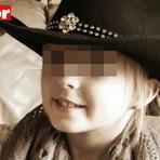 Saúde - Menina americana de 8 anos tem câncer de mama