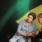 Dilma se fortalece, enquanto Lula vira alvo