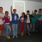 Clube do Livro Alcino Voraz:Segunda reunião - Escritores-Leitores Vorazes resgatam a Chama Voraz após o Dia dos Finados