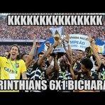 CORINTHIANS 6X1 BICHARADA - PIROCADA MIL GRAU - Corinthians Meu Timão