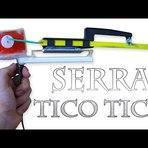 Tutoriais - Como Fazer uma Serrinha Elétrica ( TICO TICO )