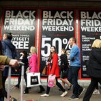 Black Friday em Londres