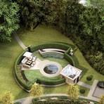 Arquitetura e decoração - Perdu – Uma casa subterrânea