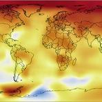 2014 pode ter sido o ano mais quente registrado