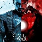 """Entretenimento - Assista ao primeiro trailer do filme """"Capitão América: Guerra Civil"""""""