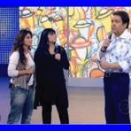 Diversos - Aline Barros e Fernanda Brum no Faustão