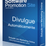 Internet -  SOFTWARE DIVULGAÇÃO AUTOMATICA SITES PROMOTION