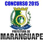Concursos Públicos - Apostila Prefeitura de Maranguape-CE 2015