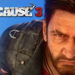 Jogos - GAMEPLAY DE JUST CAUSE 3 REALIZADO PELOS OS DESENVOLVEDORES.