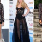 Moda & Beleza - Saias com transparência