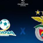 Futebol - Video Golos FC Astana 2 vs 2 Benfica – Liga dos Campeões