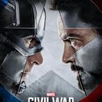Cinema - Capitão América: Guerra Civil, Trailer e Pôsteres.