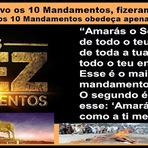 Religião - O povo não obedeceu nem com 10 nem com 2, o que espera de Deus?
