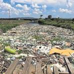 Os rios brasileiros mais castigados pela poluição