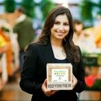 Jovem americana cria papel que conserva alimentos por mais tempo