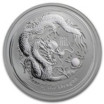 Hobbies - 2012 1/2 Oz Australian Lunar Dragon