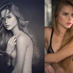 Dryka Kiiste: Jovem modelo de Espigão do Oeste Fazendo carreira internacional!