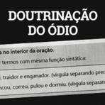 Doutrinação do ódio: Escola de prefeitura tucana difama presidenta Dilma e PT