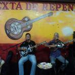 Entretenimento - Repentistas se encontram no 5º Festival Sexta de Repente