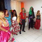 Arte & Cultura - Gravação Do Programa Carrossel De Talentos de TvPop Brasil no salao Jack FesT Desfile Moda Cigana!!