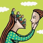 Saúde - O eu ideal e o eu real