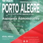 Apostila Assistente Administrativo de Porto Alegre RS 2015