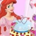 Jogos - Bolo de Casamento da Ariel