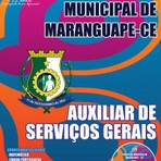 Concursos Públicos - Apostila Prefeitura Municipal de Maranguape-2015 - Auxiliar de Serviços Gerais