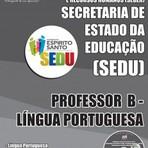 Concursos Públicos - Apostila Impressa e digital PROFESSOR B - LÍNGUA PORTUGUESA 2015 Concurso SEDUC / ES
