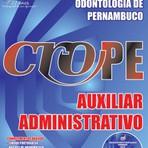 Apostila Concurso CRO PE - Conselho Regional de Odontologia de Pernambuco