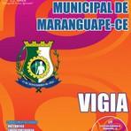 Livros - Apostila VIGIA - Concurso Prefeitura Municipal de Maranguape / CE 2015