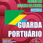Concursos Públicos - Apostila concurso  Companhia das Docas do Estado da Bahia CODEBA 2015  cargo de Guarda Portuário.