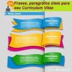 Utilidade Pública - Frases sugestões para compor curriculum Engenheiro Quimico