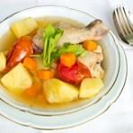 Saúde - Receita saudável de sopa de legumes