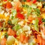 Receita: Salada de Frango ao Molho Branco