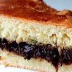 Culinária - Receita: Rosca Creme de Brigadeiro