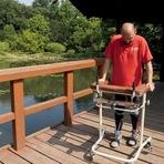 Curiosidades - Paralítico é o primeiro do mundo a voltar a andar depois de transplante de células