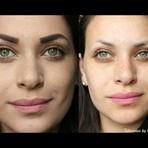 Moda & Beleza - Maquiagem para esconder olheiras, sardas e espinhas(acne)