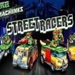 Tartarugas Ninjas T-Machines Street Racers