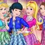Princesas Disney na Escola de Princesas