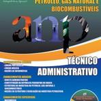 Livros - Apostila TÉCNICO ADMINISTRATIVO - Concurso Agência Nac. do Petróleo, Gás Natural e Biocombustíveis (ANP) 2015