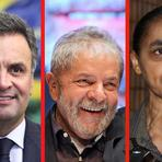 Notícias locais - Datafolha: Aécio tem 31%, Lula, 22% e Marina, 21%